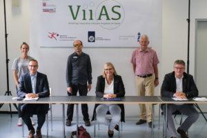 ViiAS-Pressekonferenz